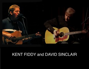 Kent Fiddy and David Sinclair